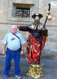 Frank Hazard On The Camino